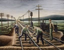 Railroad and Workers